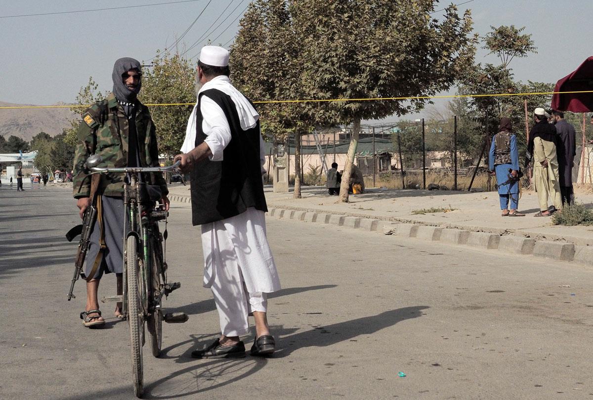 Be Prepared for Taliban Terror