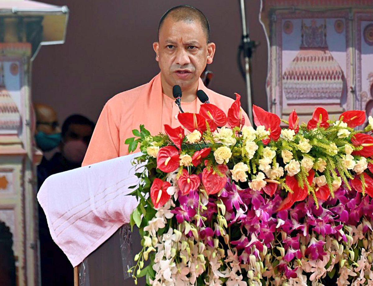 Country belongs to all: JDU on Yogi's abba jaan remark