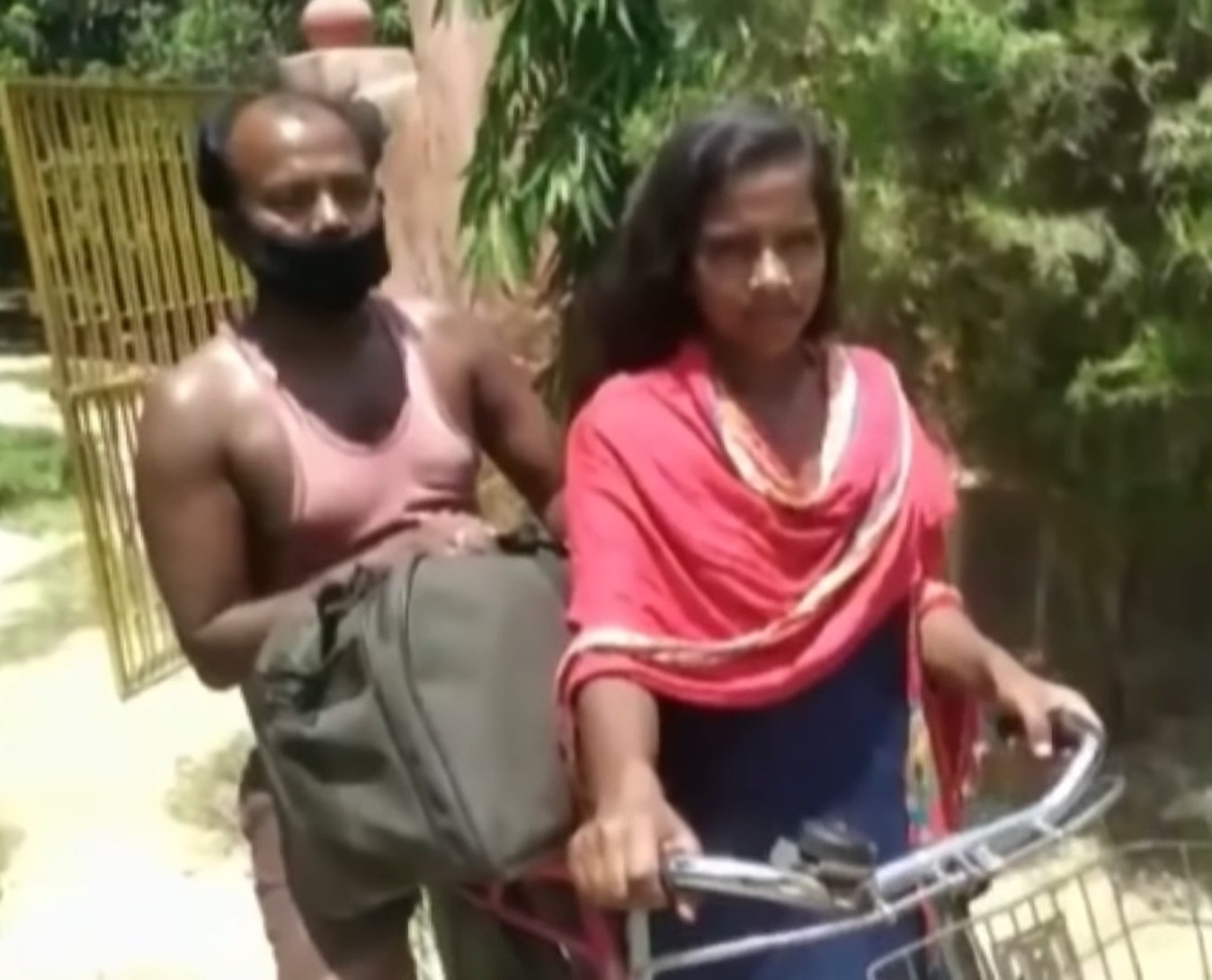How Life has CHANGED for Bihar's Bicycle Girl