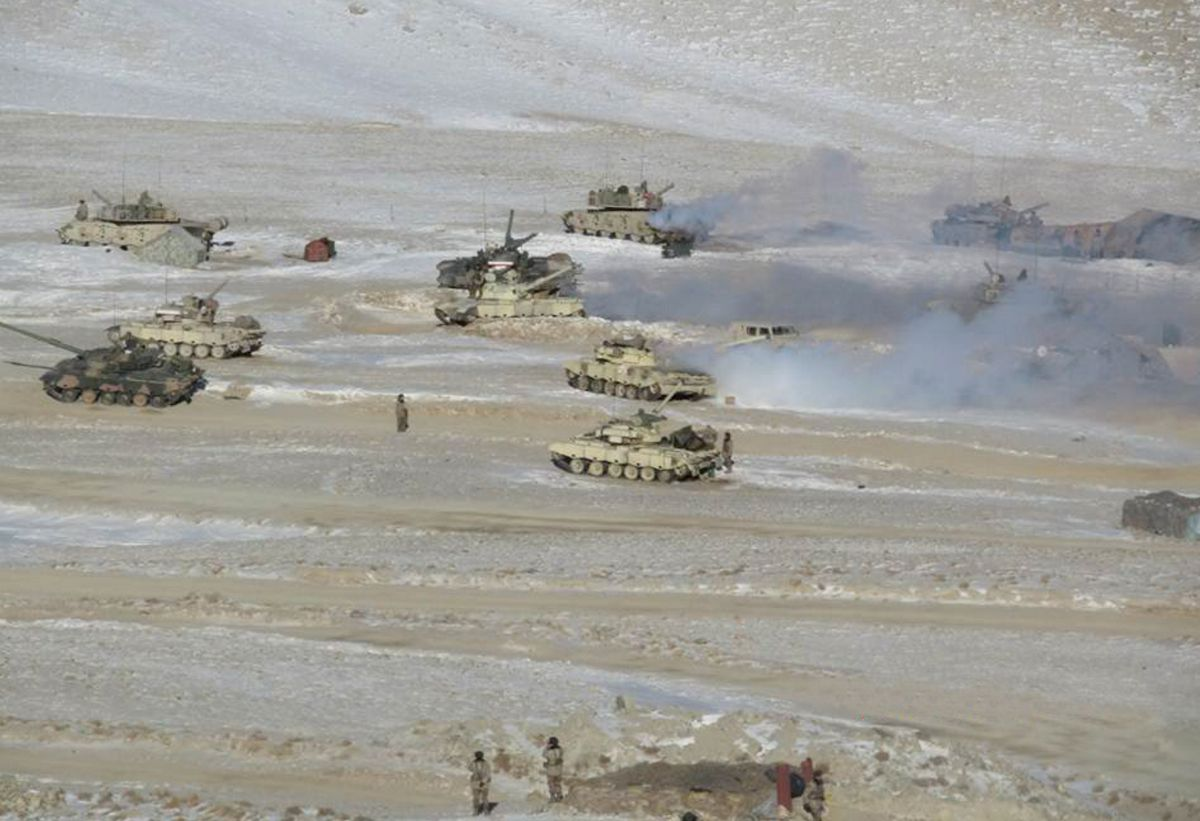 Ladakh: China ready for 'mutually acceptable solution'