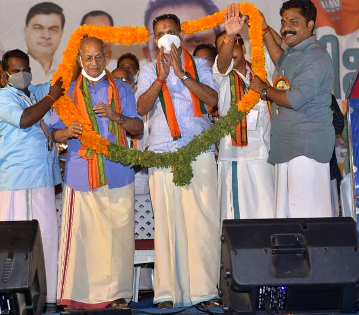 'Kerala will vote for BJP because of me'