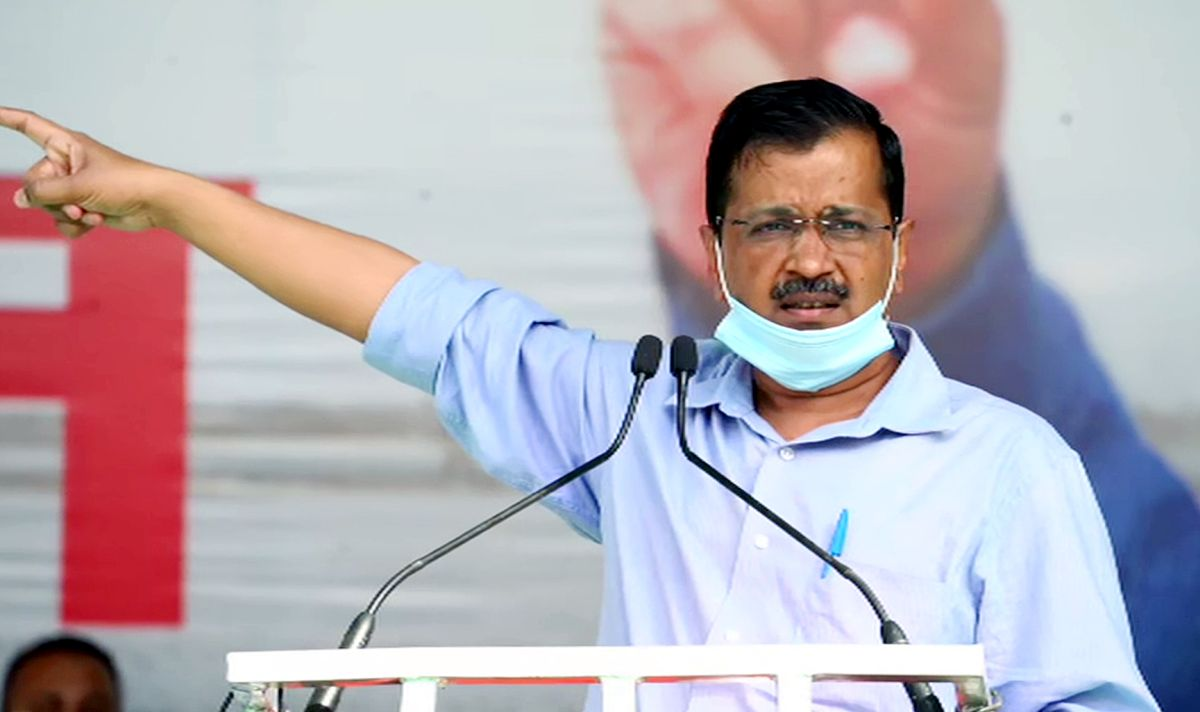 Centre stops AAP govt's doorstep delivery of rations