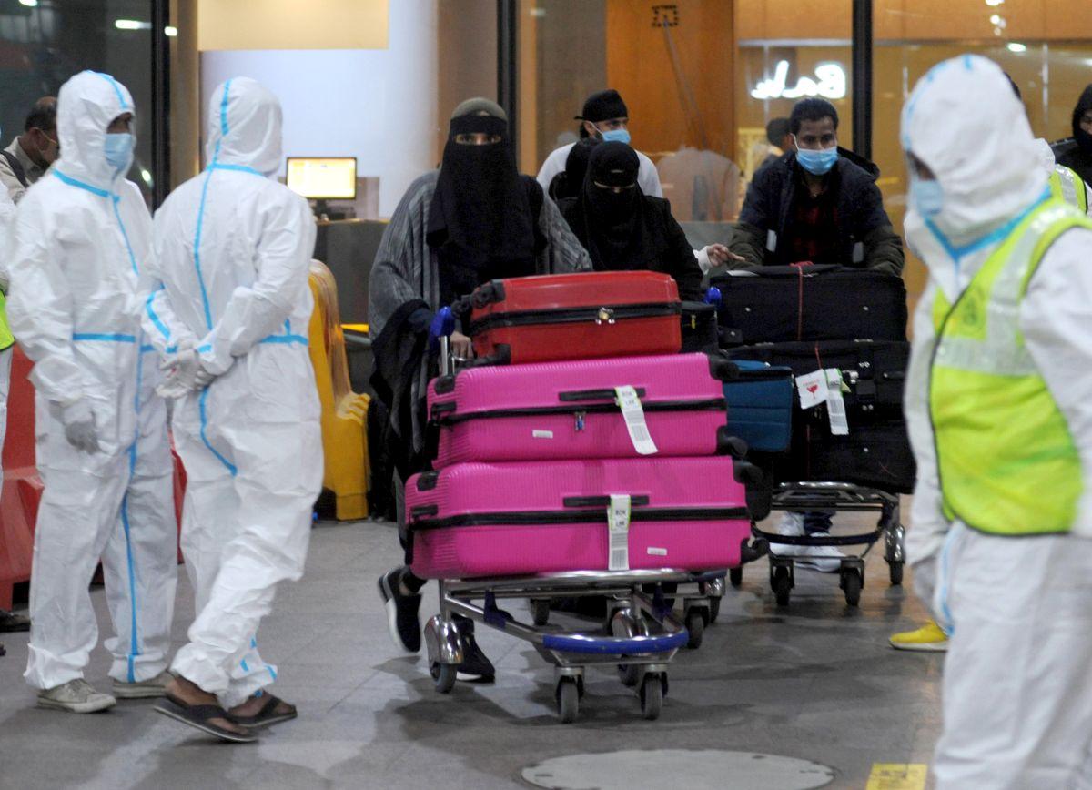 7-day institutional quarantine for UK flyers to Delhi