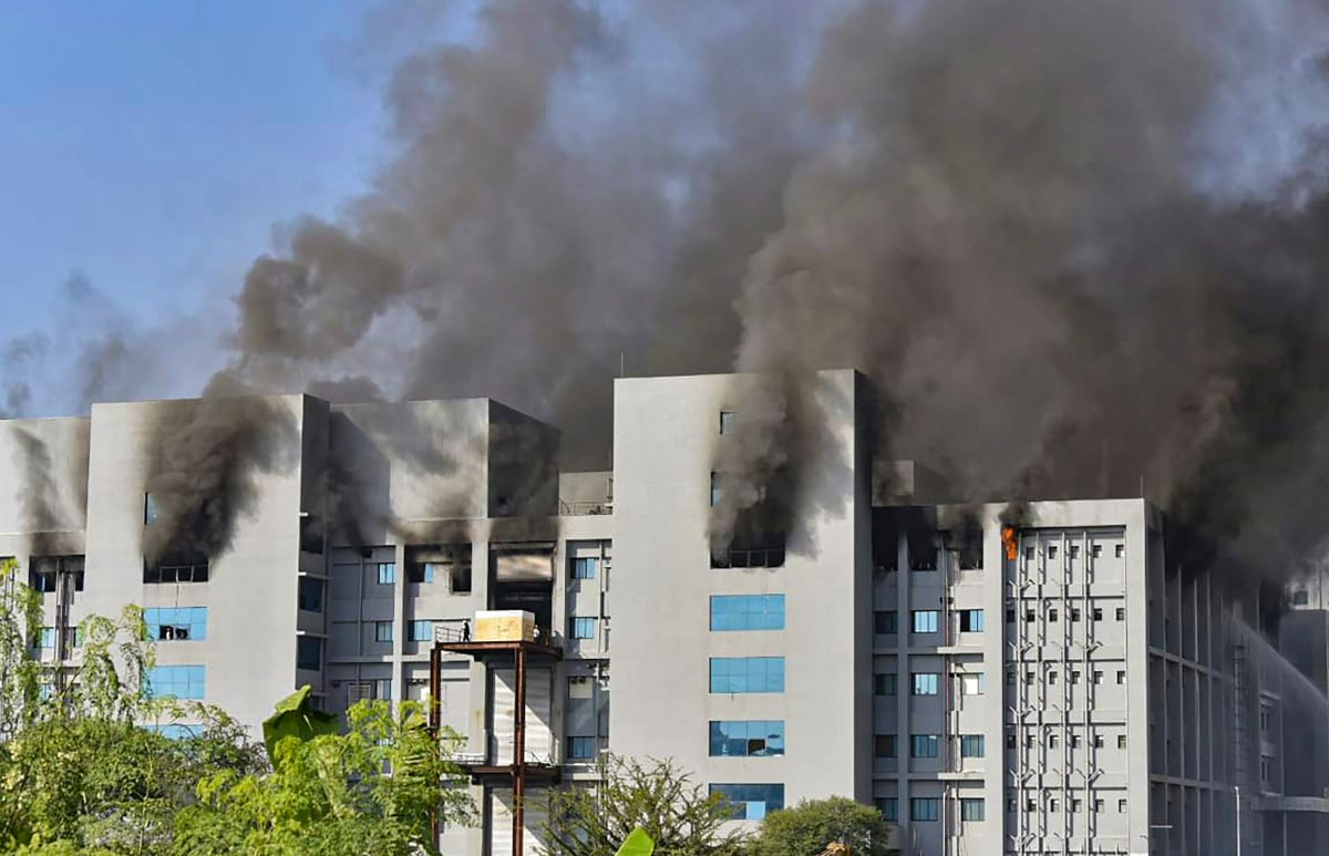 3 govt agencies launch probe into Serum Inst fire