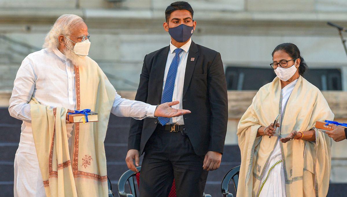 'When Modi chants Ram, Ram, the youth chant kaam kaam'