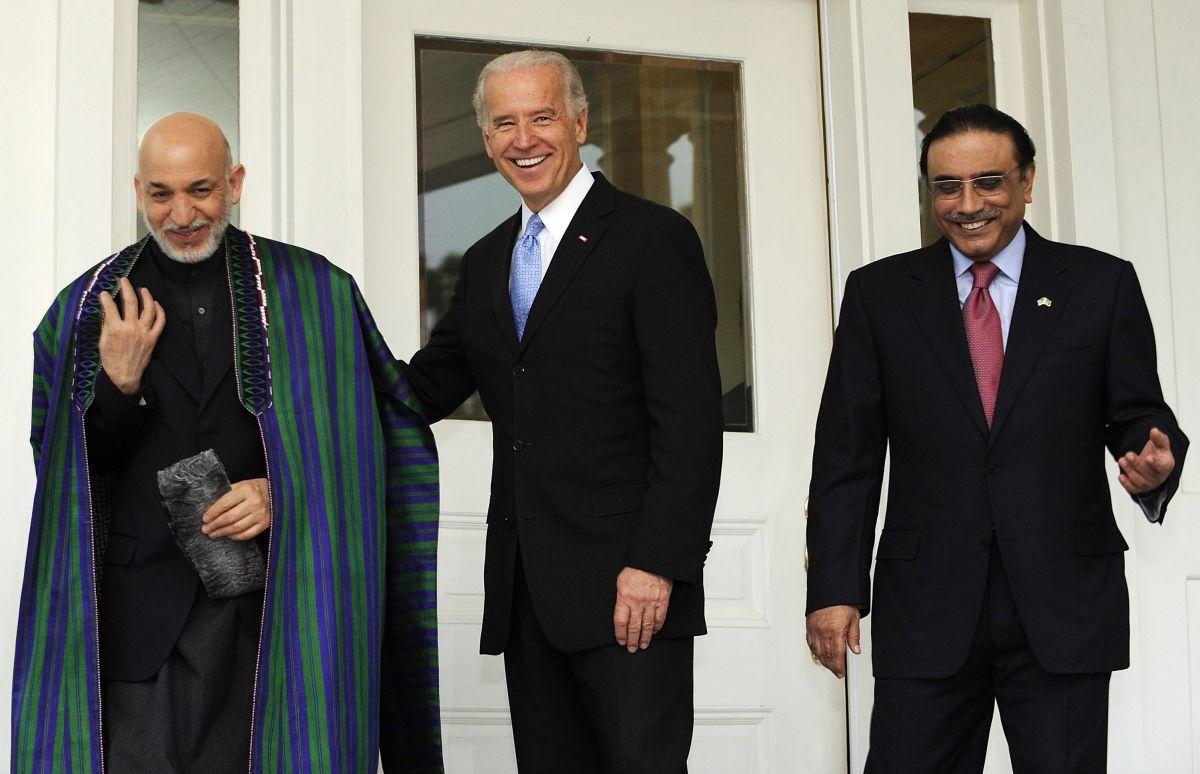 Ambassador M K Bhadrakumar: Biden ready to reset US-Pak ties