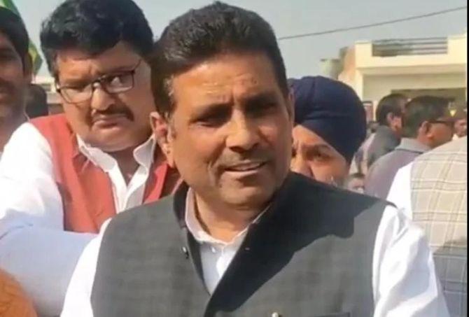 BJP leader Balwan Singh Daulatpuria quits party over farm laws