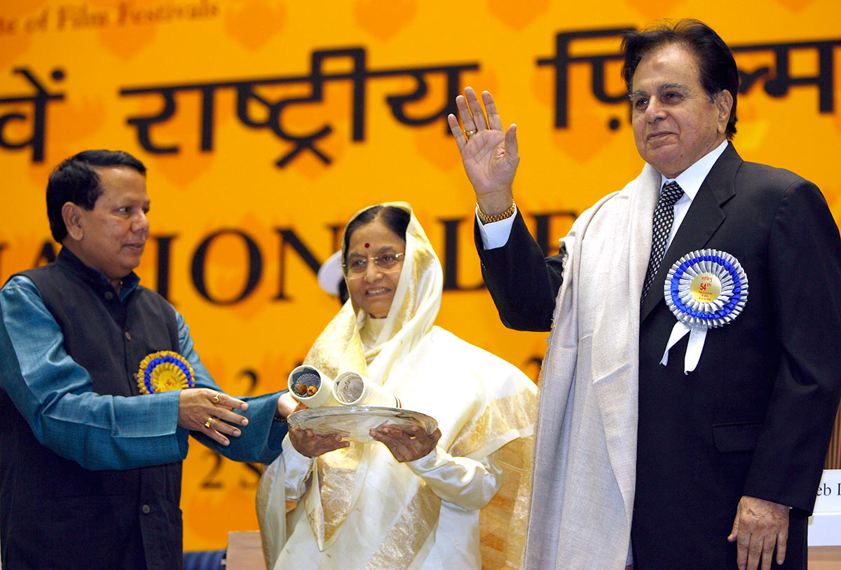 'Dilip Kumar loved India until his death'