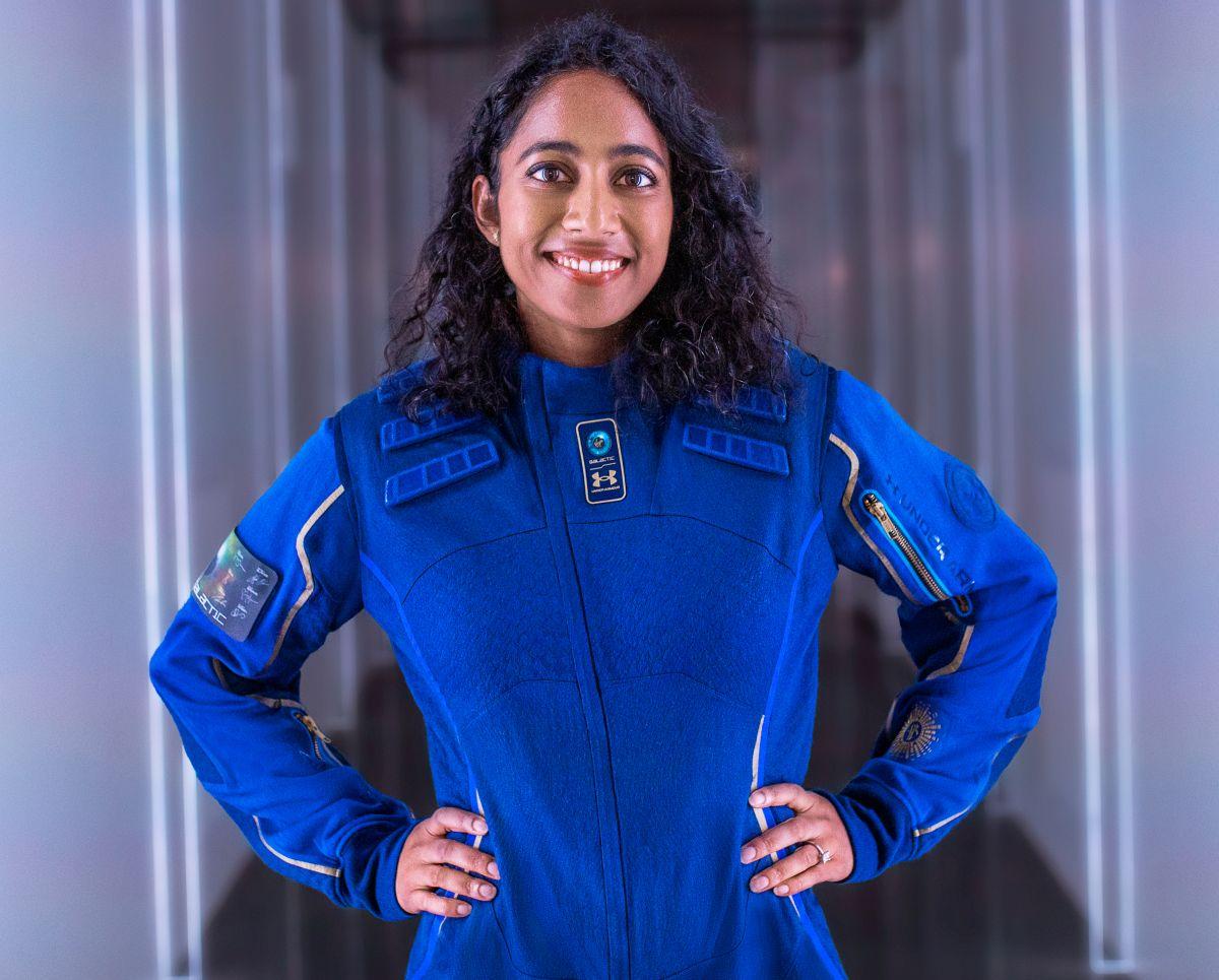 Shirisha becomes 3rd desi woman to fly into space