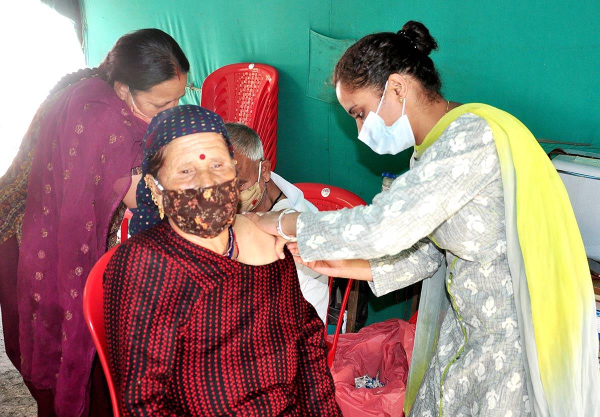 'Useless statements': Mandaviya on vaccine shortage