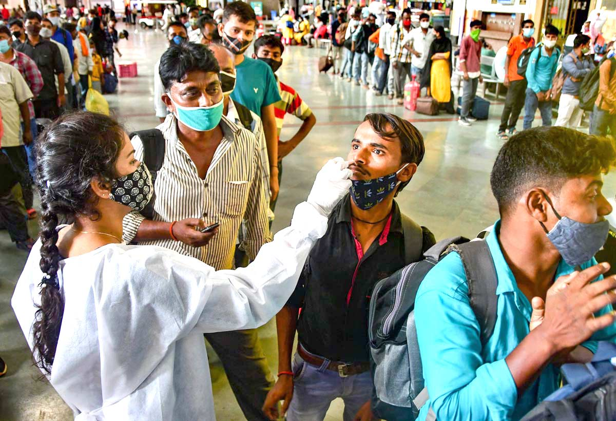Covid 3rd wave to be less severe than second: ICMR