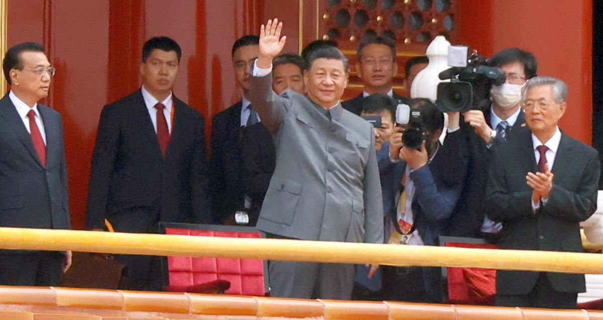 Where does India fit in a Chinese world order?