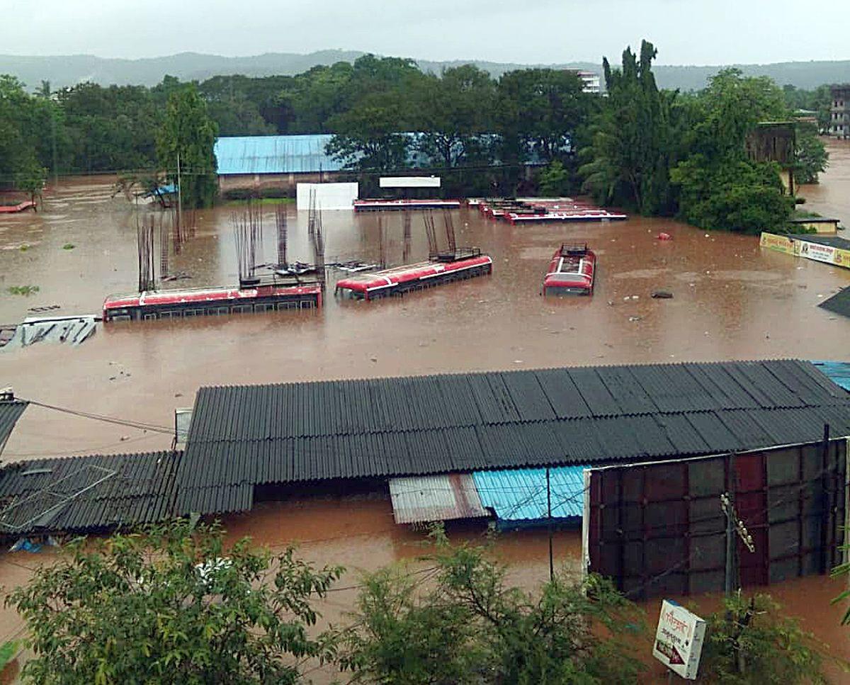Maha: Heavy rains, floods wreak havoc in Konkan