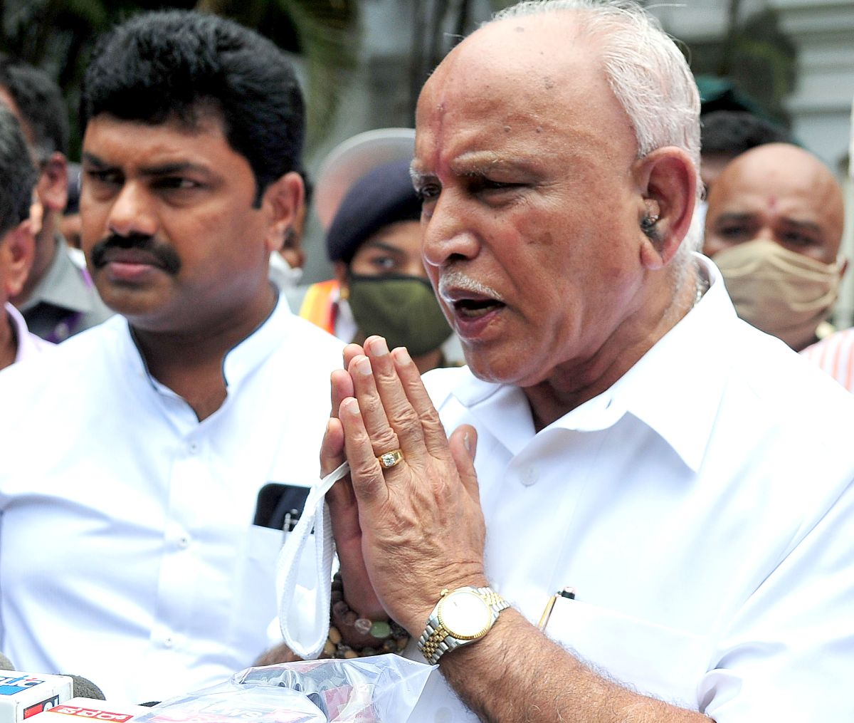 'BSY wanted to get away'