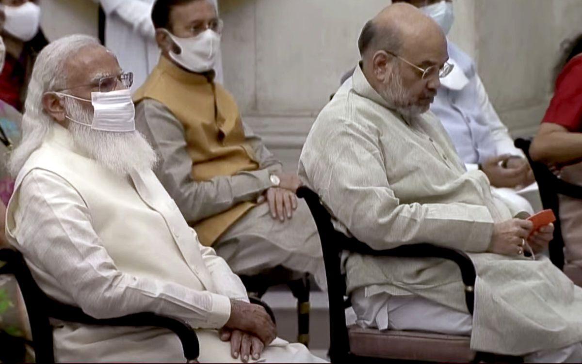 The Politics behind Modi's Reshuffle