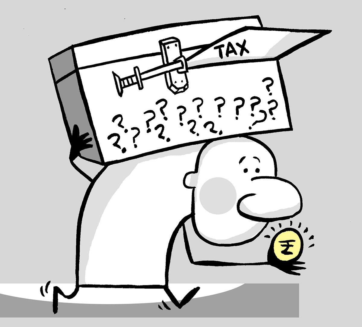 Govt mulls Ordinance as income-tax litigation mounts