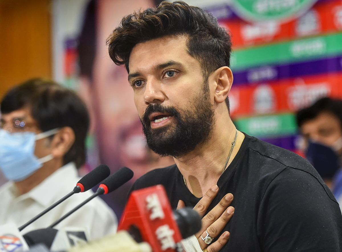 BJP's silence hurts, ties can't be one-sided: Chirag
