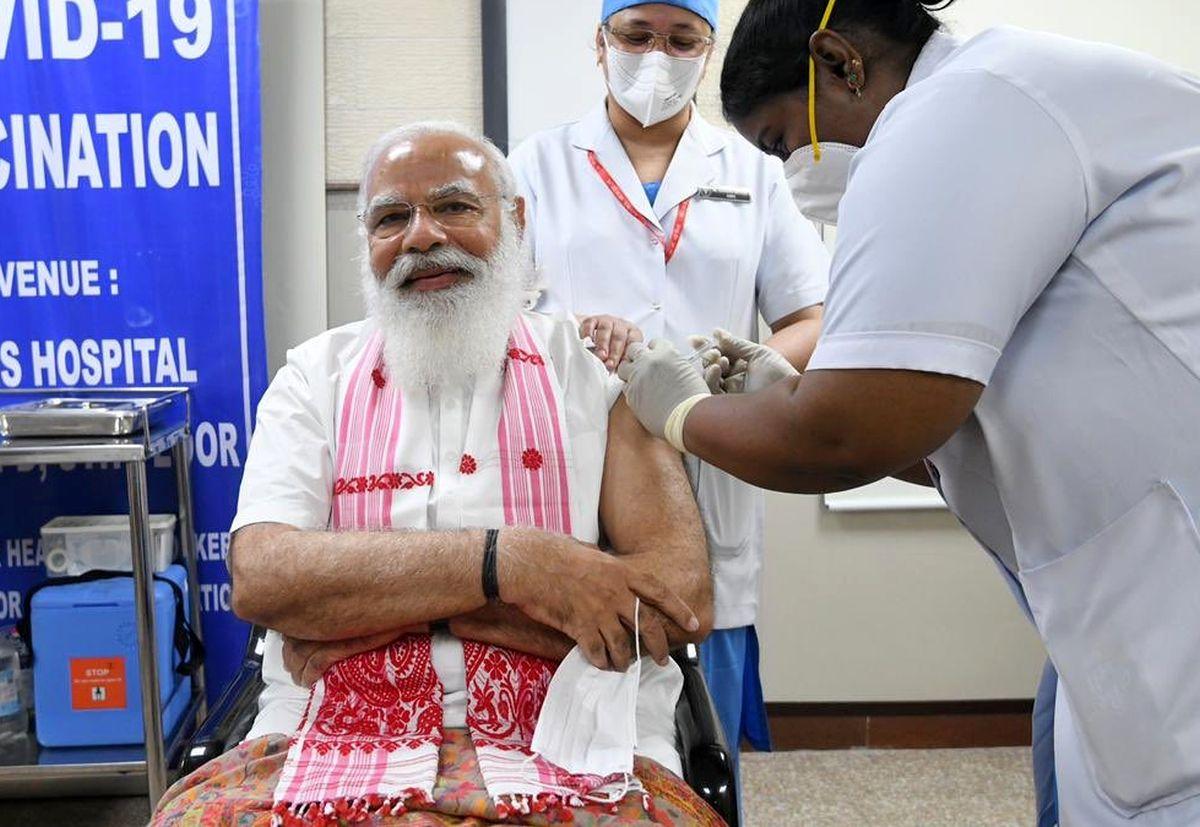 Bharat Biotech's Krishna Ella wins Covaxin fight