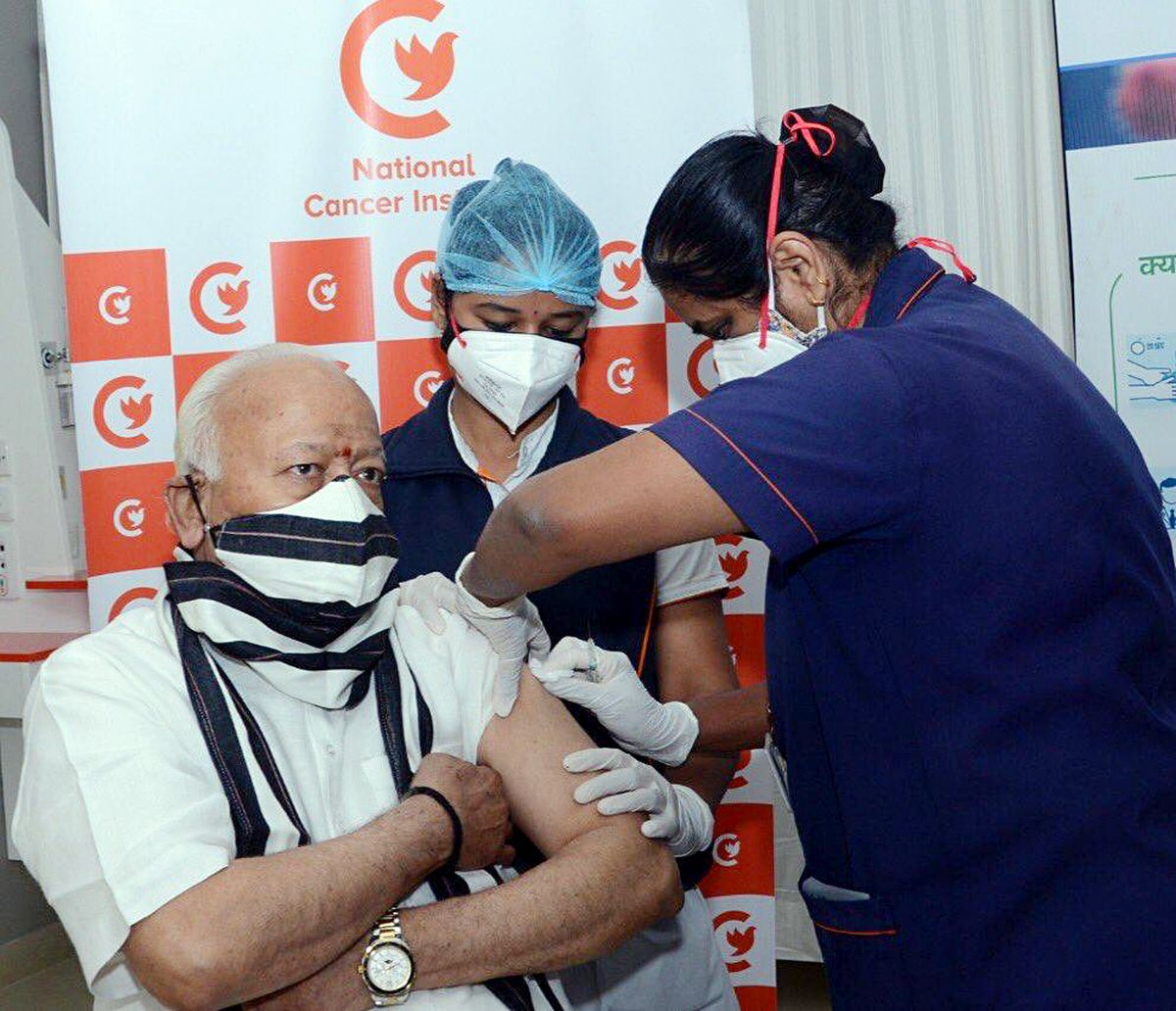 Infections rise in Nagpur with second wave