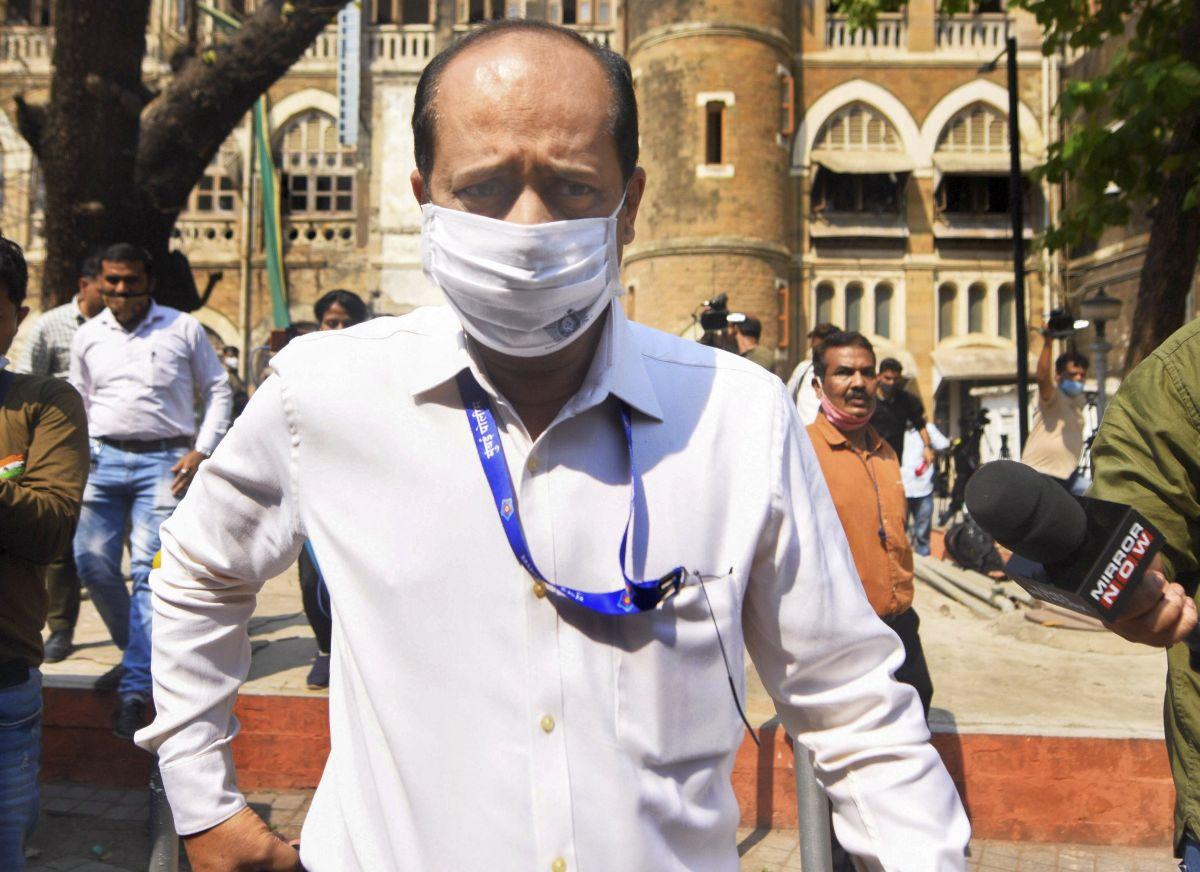'Sachin Waze is not Mumbai police'