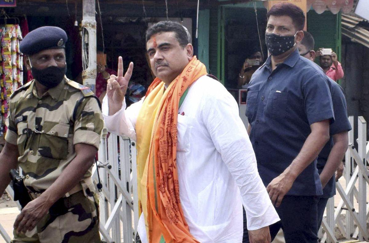 Suvendu harbouring criminals in Nandigram: TMC to EC