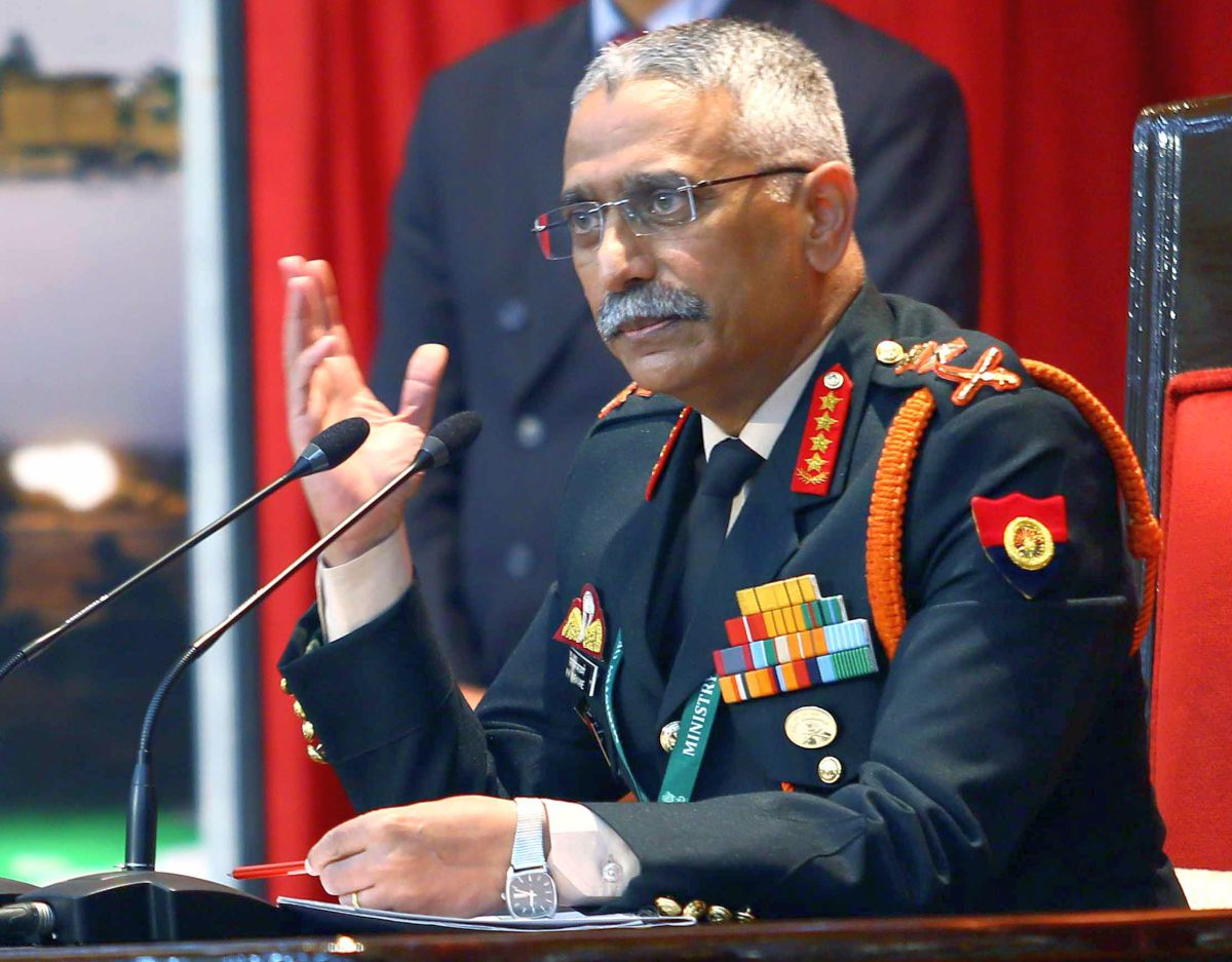 LoC silent; terror infrastructure in Pakistan remains intact: Army Chief