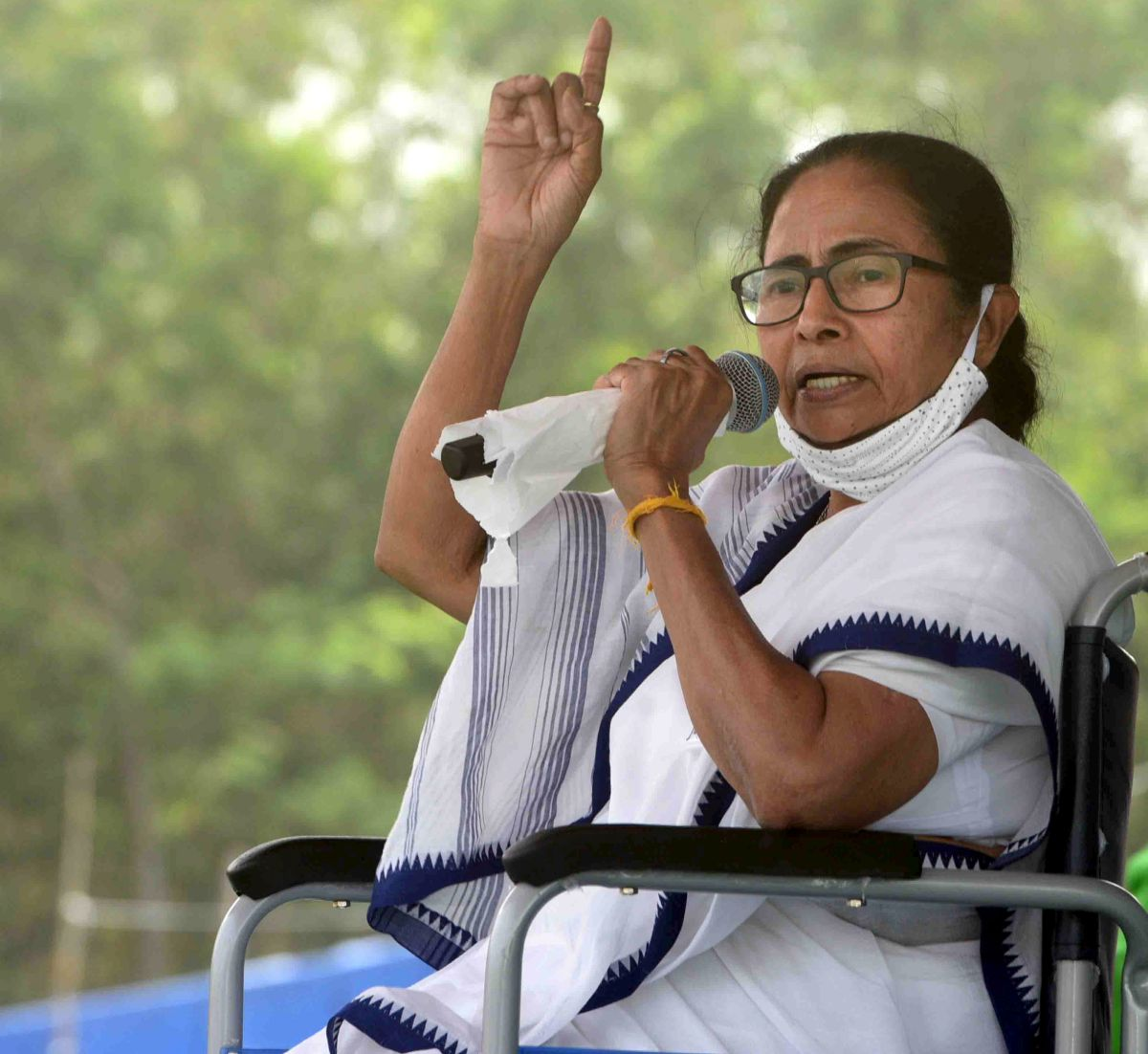 Mamata goes all out to win over Nandigram voters