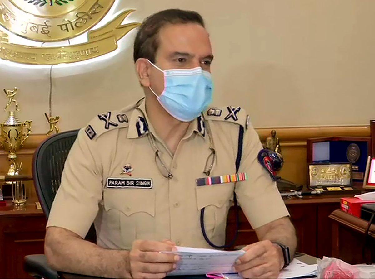 Where's FIR? Are you above law? HC raps Param Bir