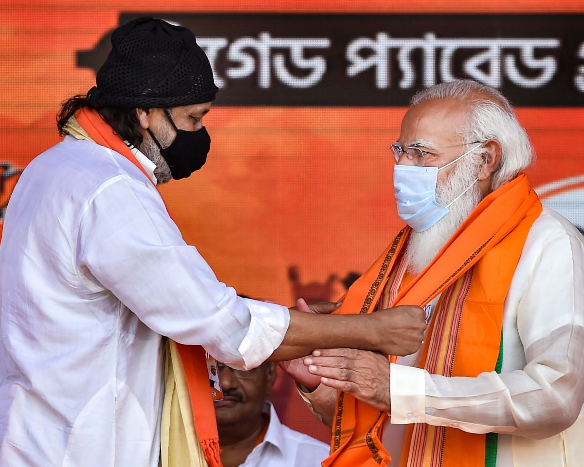 'Mithun dreams of becoming Bengal CM'