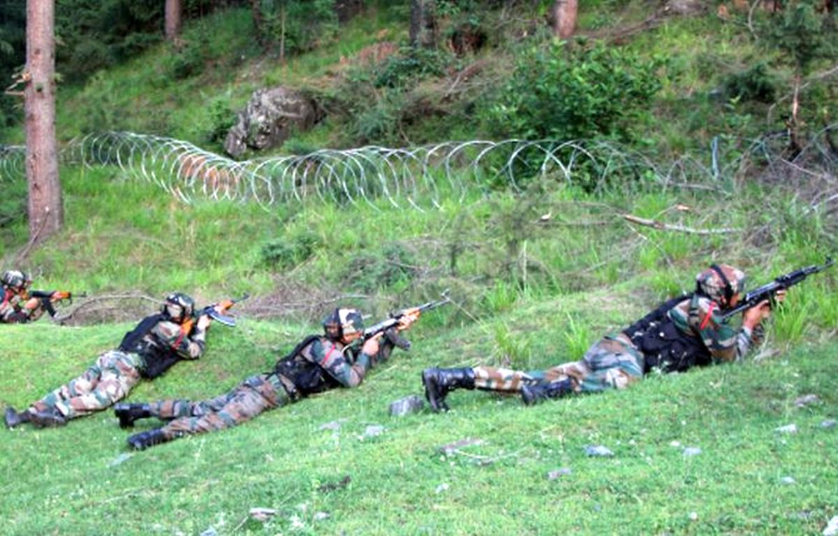 2 months after ceasefire pact, Pak opens fire along IB