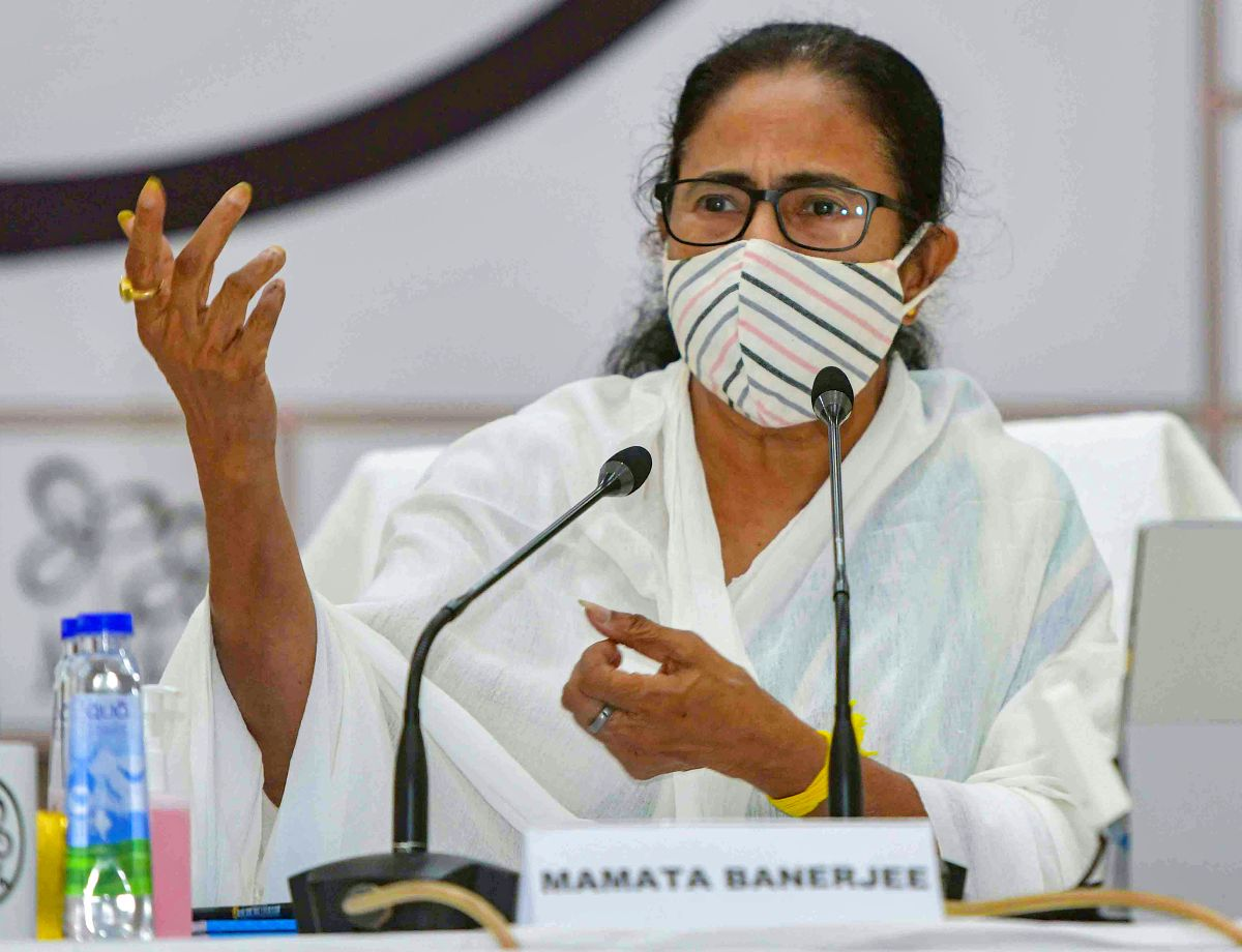Skipped PM meet as oppn leader was there: Mamata