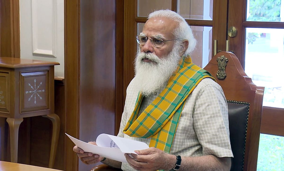 'BJP can't put India under their thumb'