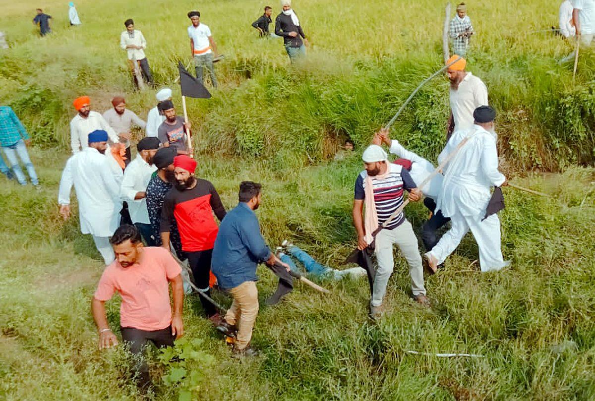 Retired HC judge to probe Lakhimpur Kheri violence