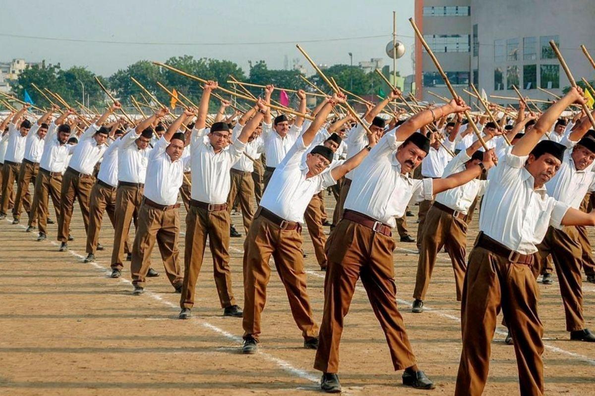 آر ایس ایس کے آل انڈیا ایگزیکٹو بورڈ کاجائزہ اجلاس