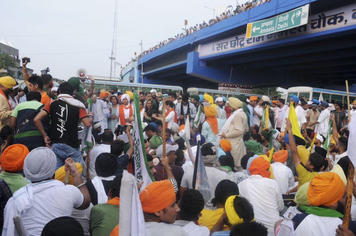 Farmers stir: BJP solves Karnal sit-in, faces UP test
