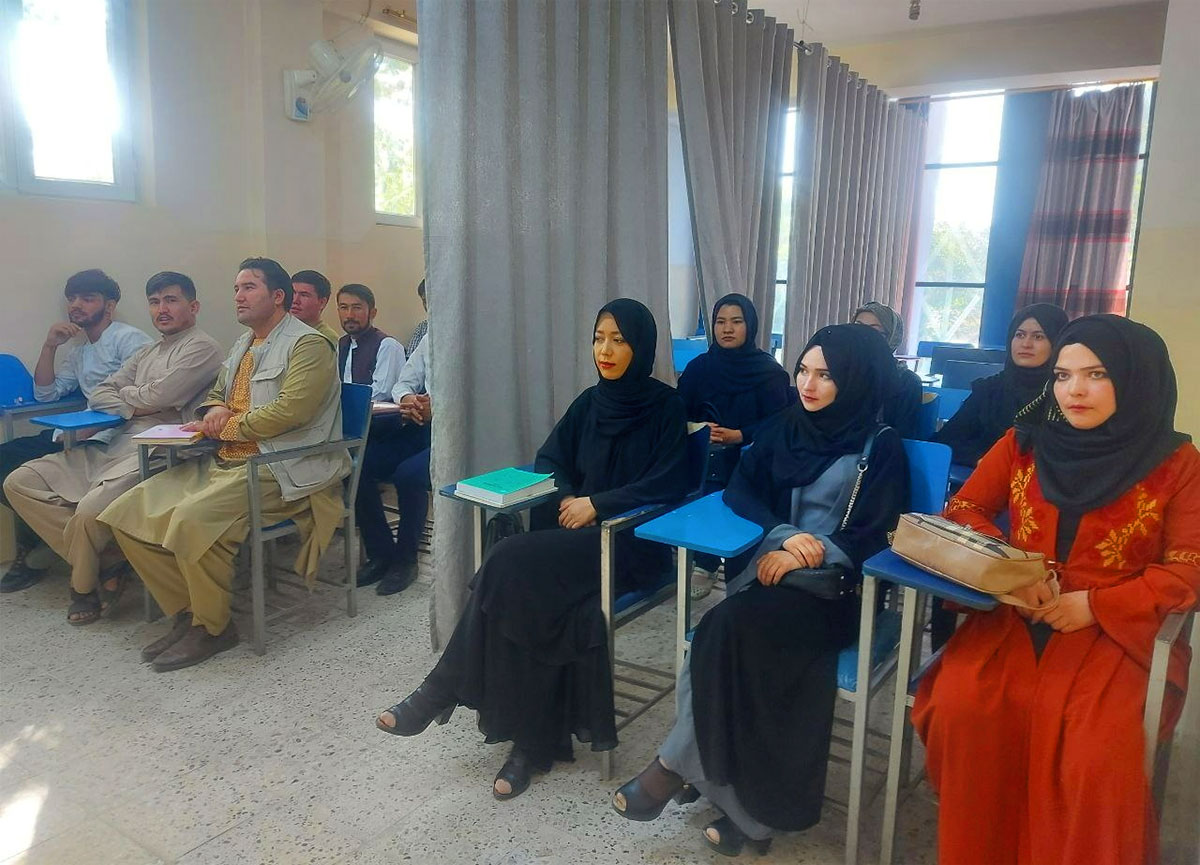 Co-ed Learning Under the Taliban