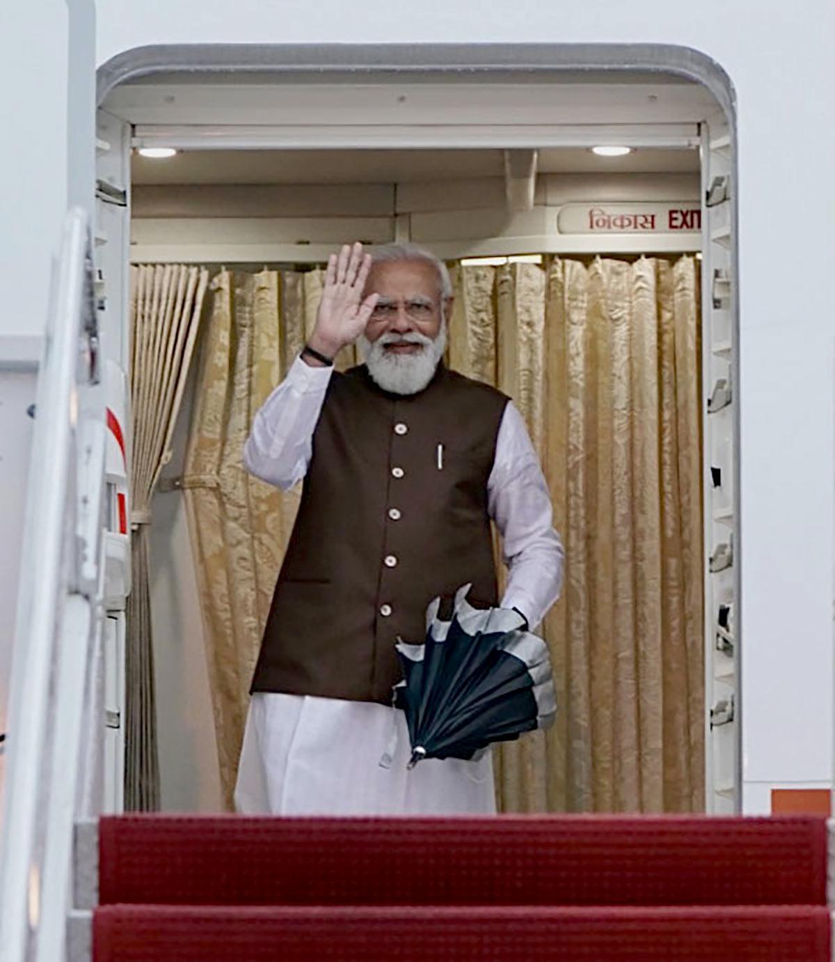 Mr Modi Visits. Washington. Again.