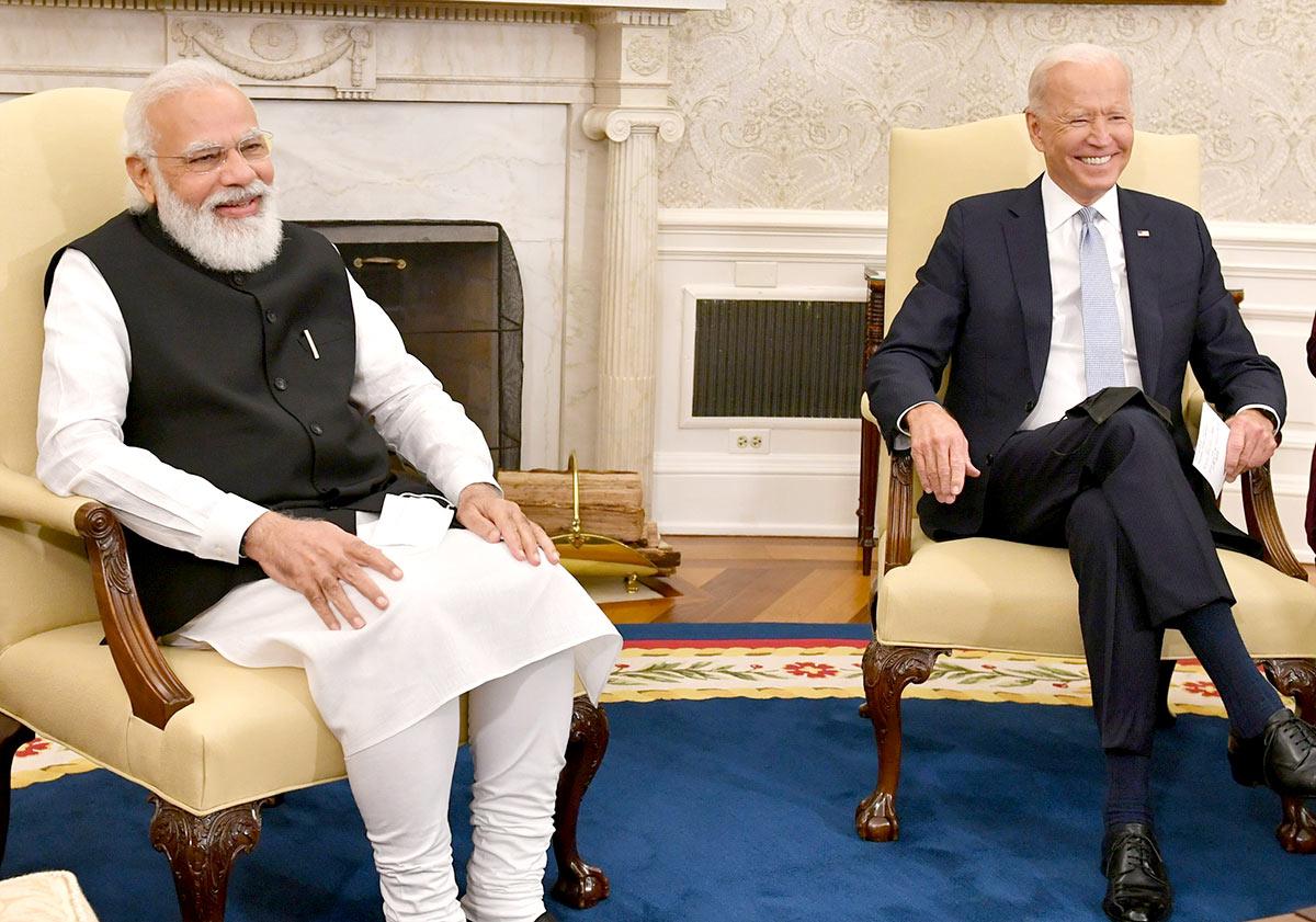 Modi-Biden talks: A call on Taliban to end terror