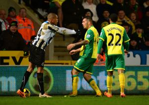 Norwich, Newcastle charged over clash