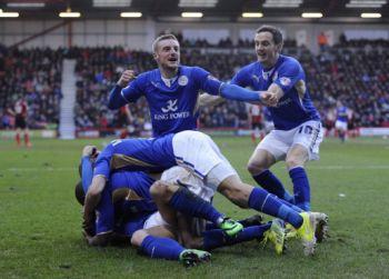 Leicester secure promotion to Premier League