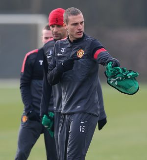 Manchester United captain Vidic to join Inter Milan