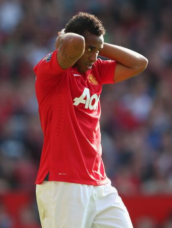 Manchester United's Anderson has medical at Fiorentina