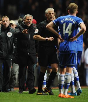 Mourinho opposed to Foy officiating Chelsea again