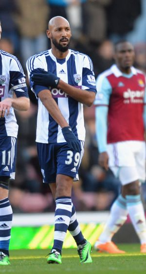 Anelka handed five-match ban for