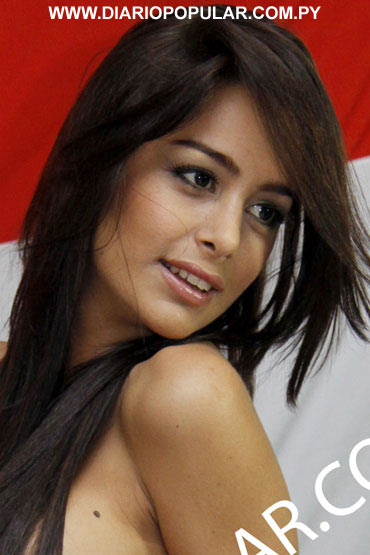 larissa riquelme to run naked despite paraguay s defeat