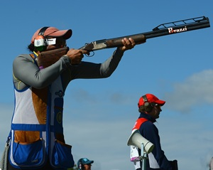 Sodhi fails to make double trap final