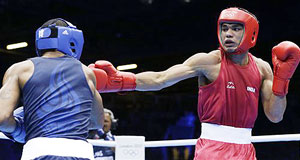 India to decide over boxer Vikas's ouster after meeting