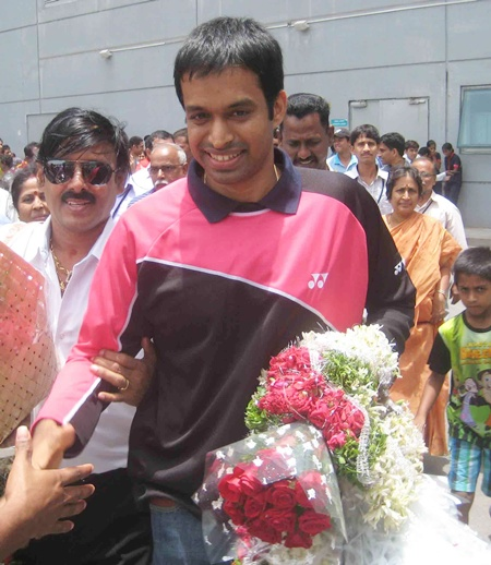 'I would have felt incomplete without Saina's medal'