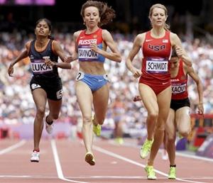 Tintu Luka qualifies for 800m semifinals