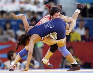 Grappler Geeta makes exit after losing repechage round
